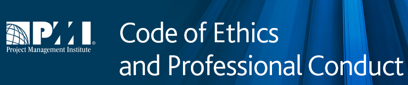 PMI Code of Ethics and Professional Conduct according to PMP exam