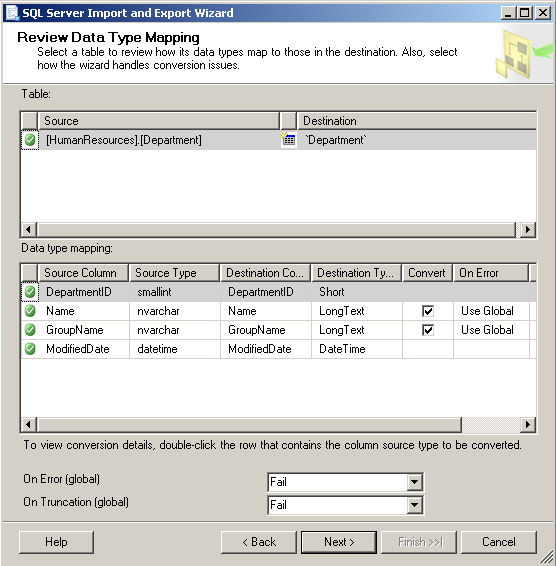 sql-export-to-excel-data-type-mapping