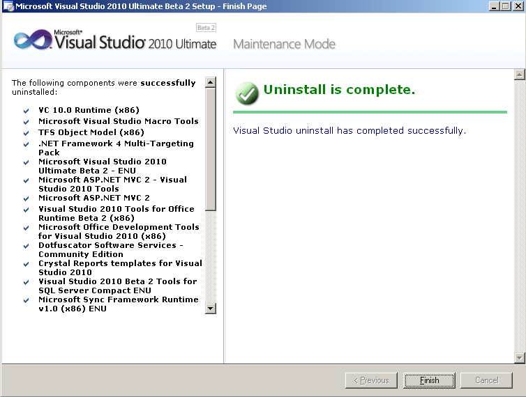 microsoft-visual-studio-uninstallation-vs2010-beta2-uninstall-complete