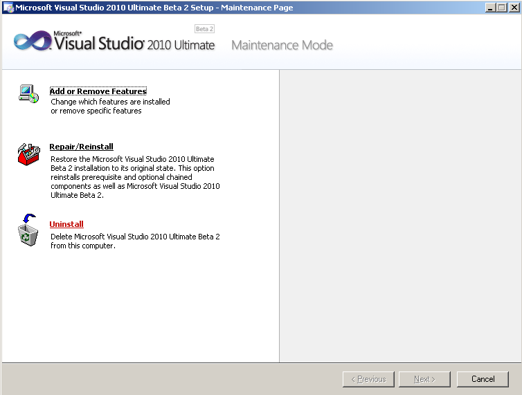 uninstall-visual-studio-2010-beta-2