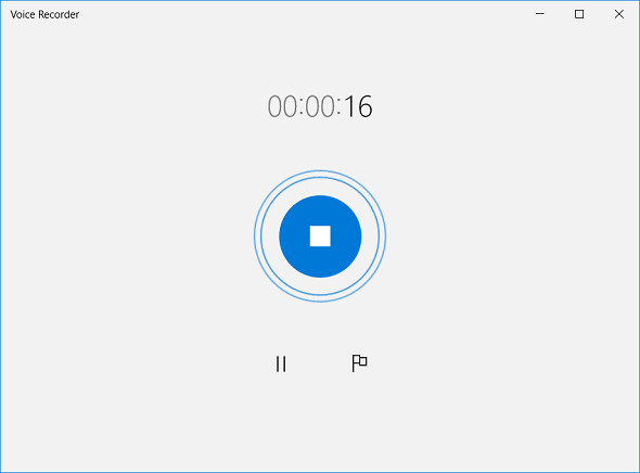 audio recording tool for Windows 10
