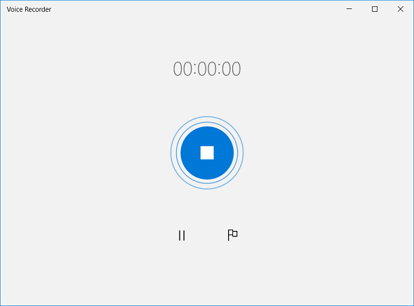 free audio recorder Windows 10 app
